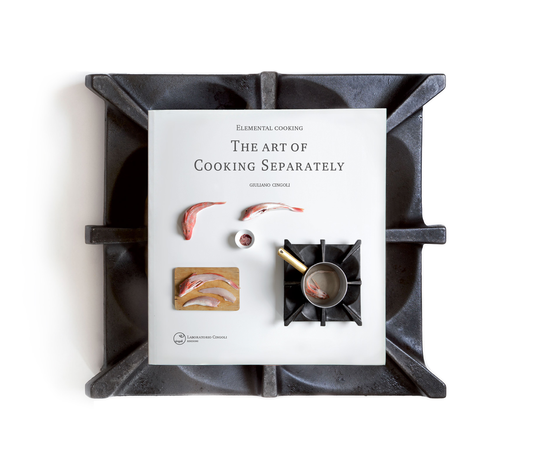 cookbook the art of cooking separately