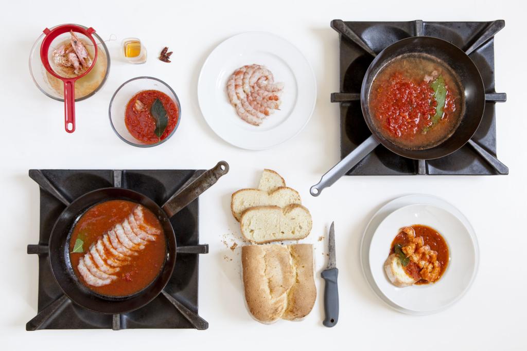 shrimp soup busara